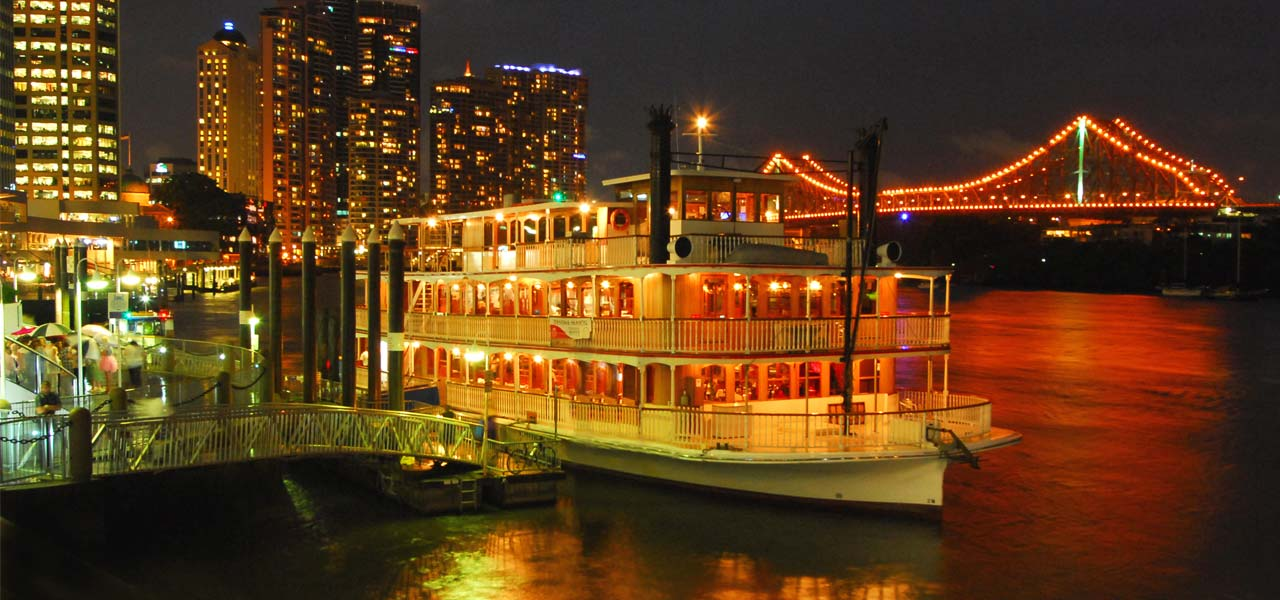 Showboat Cruises - background image