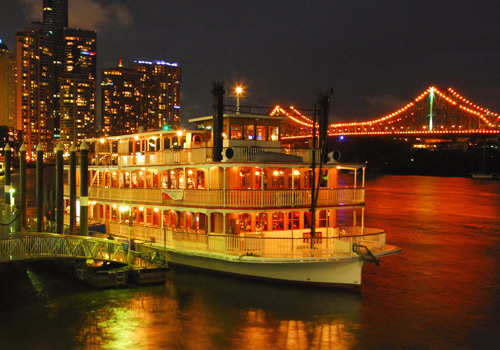 Christmas Day Cruises Lunch Amp Dinner Brisbane Australia