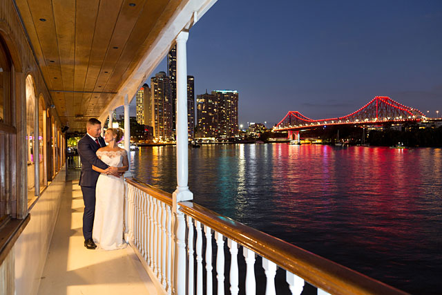 Wedding Venues Brisbane Showboat Cruises