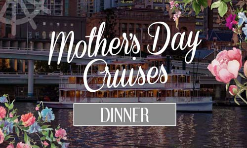 mothers day dinner cruise brisbane